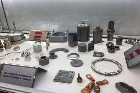 Pressed parts using  transfer technology DIGIEMME