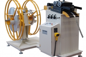 Unwinder - straightening machine - SOPREM